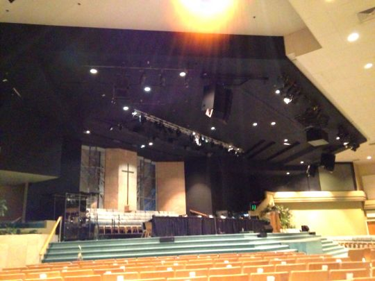 Church Audio By Our Professional Audio Engineering Company